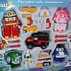 Детский игровой набор Робокар Поли 83168-5