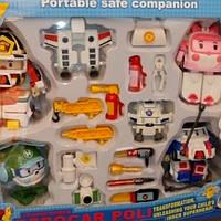 Детский набор Робокар Поли 83168-7