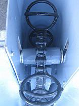 Картофелесажалка цепная Ярило с транспортными колесами, фото 2