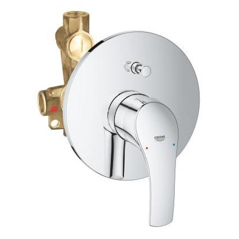 Grohe Eurosmart 33305002 смеситель встроенный для душа с переключением