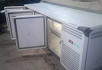 Холодильный стол из нержавеющей стали