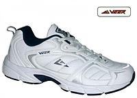 Мужские кожаные кроссовки Veer Demax размер 42