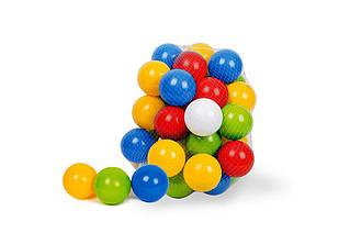 Игровые площадки «ТехноК» (4333) Набор шариков для сухих бассейнов, (60 шт.)