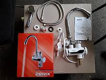 Проточні водонагрівачі zerix