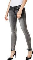 Джинсы женские серые бренда Vero moda новой колекции, фото 1