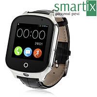 Умные детские GPS часы smart baby watch Smartix A19. Гарантия
