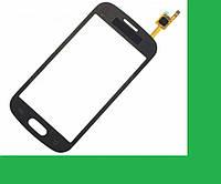 Samsung S7390, S7392 Тачскрин (сенсор) чёрный