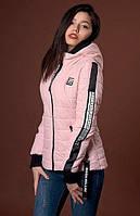 Креативная курточка молнии украшенные эффектными бегунками