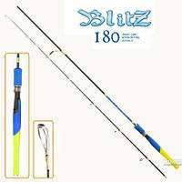 Спиннинг Blitz 1.8м, 5-20г, 2к (23622)