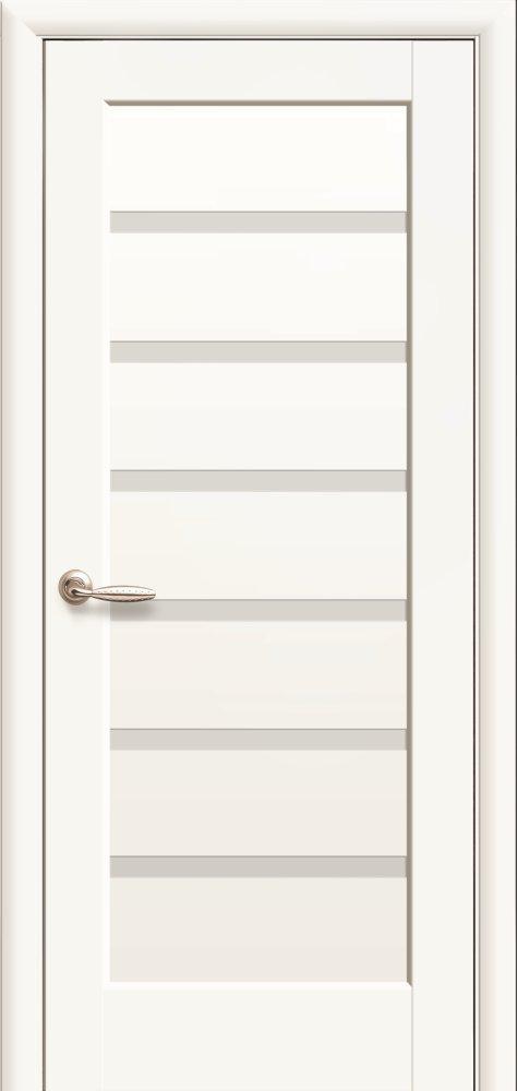 Межкомнатные двери Новый Стиль Линнея белый матовый