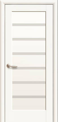 Межкомнатные двери Новый Стиль Линнея белый матовый, фото 2