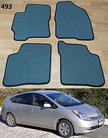 Коврики на Toyota Prius '03-09. Автоковрики EVA