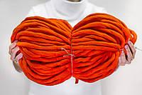 FINAL SALE! Толстая мериносовая пряжа Maxi, цвет Апельсин
