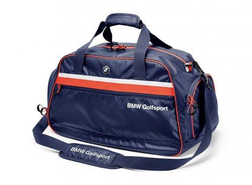 Спортивная сумка BMW Golfsport Bag Navy Blue (80222446388)