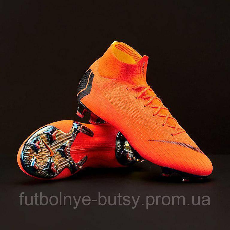 75a4180e15d5 Футбольные бутсы Nike Superfly 6 Elite FG, цена 6 000 грн., купить в ...