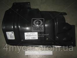 Защита двигателя (пыльник) прав. Daewoo Lanos (производство Tempest ), код запчасти: 020 0139 933