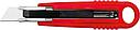 Нож  с автоматически убирающимся лезвием для картона Wedo, фото 2