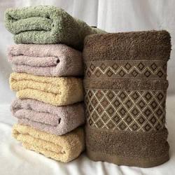 Лицевые  полотенца Ромбик (6 шт)