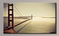 Картина HolstArt Сан-Франциско 3 89*54см арт.HAS-341