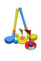 Детский набор для игры в гольф IE103