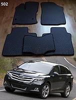 Килимки ЄВА в салон Toyota Venza '08-17, фото 1