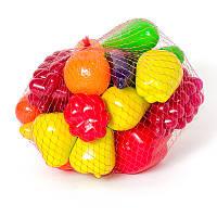 """Детский набор """"Фрукты-овощи"""" 518  """"Орион 24 предмета"""