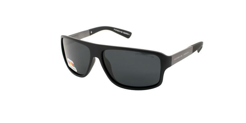 395d854ca57d Солнцезащитные мужские очки черного цвета Porsche Polaroid  продажа ...
