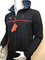 Мужской спортивный костюм Puma из трикотажа копия