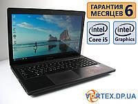 Ноутбук БУ Lenovo Z580 15.6 (1366x768) / Intel core i5-3210M (2 x up to 3.1GHz) / Intel HD / RAM 4Gb / HDD 500Gb / АКБ 2:30 ч. / Сост. 9
