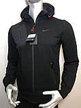 Мужской спортивный костюм Nike из трикотажа копия, фото 6