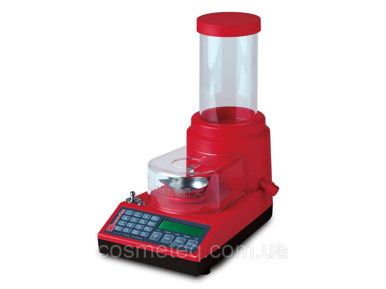 Охотничьи весы дозатор для пороха Hornady Lock-N-Load Auto Charge Powder Scale and Dispenser 110/220 Volt