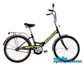 """Складной велосипед """"Салют 2409"""" 24"""" (простой)"""