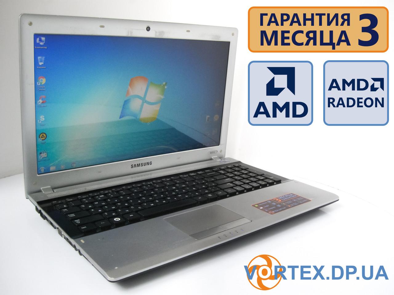 Ноутбук Samsung RV515 15.6 (1366x768) / AMD E450 (2x1.66GHz) / AMD Rad
