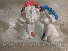 Ангелы Поцелуйчик цветные, фото 2