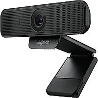Веб-камера Logitech Webcam C925E HD (960-001076)