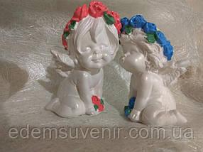 Ангелы Поцелуйчик перламутр, фото 3