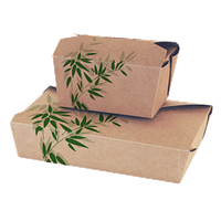 Упаковочная коробка 19.7х14х5 см, 50 шт. FEEL GREEN, Garcia de Pou