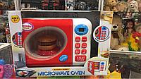 Детская игрушка микроволновая печь
