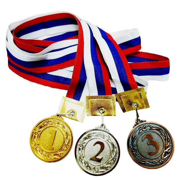 Медалі спортивні