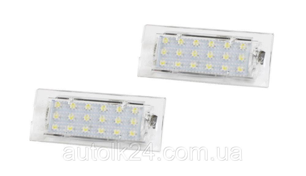 LED Подсветка номера BMW E53/X5,X3/E83