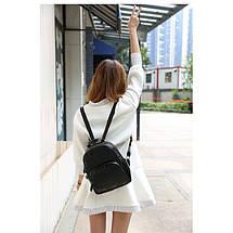 Рюкзак женский Beverly черный, фото 2