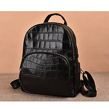 Рюкзак женский Beverly черный, фото 3