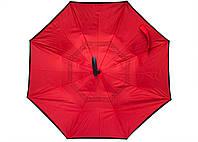 Зонт-наоборот F002-8 красный