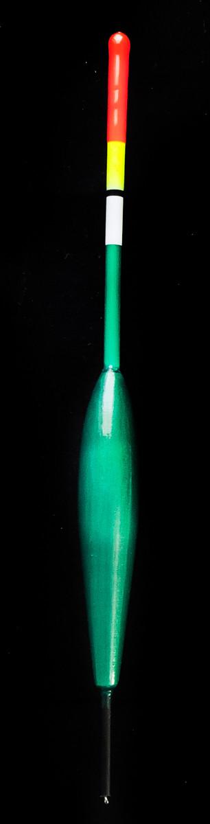 Поплавок |Тополь зелёный| 1.5g 10шт\уп