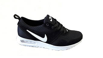 Женские летние кроссовки Nike  черный