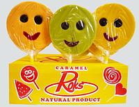 Карамель на палочке Smile (Смайл) 20 шт, 126 г (Рокс)