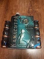 """Штоф """" Камасутра+ 6 рюмок"""". Славянская керамика. Посуда керамическая. Сувениры, керамика."""