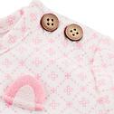 """Набор """"Милый Мишка"""" розовый штанишки и кофточка Carter's для девочки розовый 9 мес/67-72 см, фото 3"""