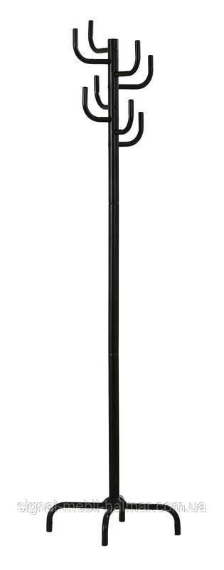 Вешалка W-11 (черный) (Halmar)