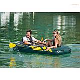 Intex надувний човен 68347 Seahawk 2 Set 236x114 комплект, фото 3